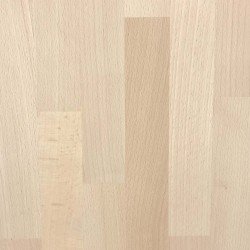 Plan de travail en hêtre bois massif