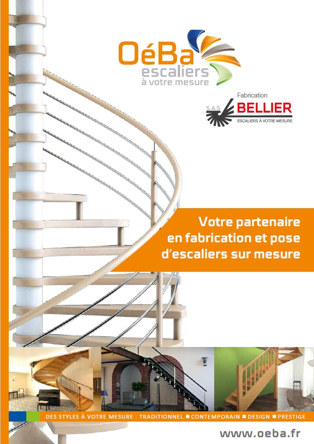 Catalogue Oéba france