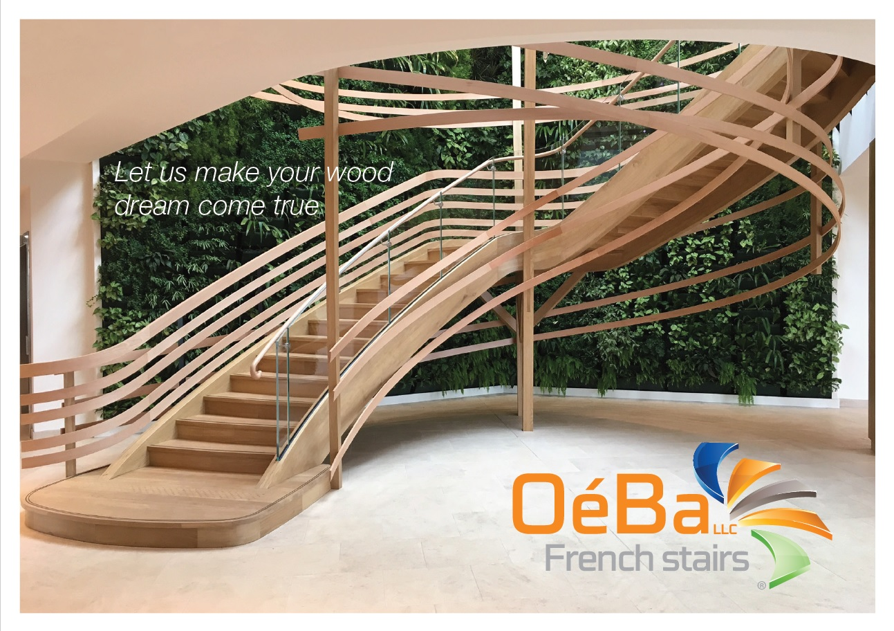 Catalog Oeba French stairs USA