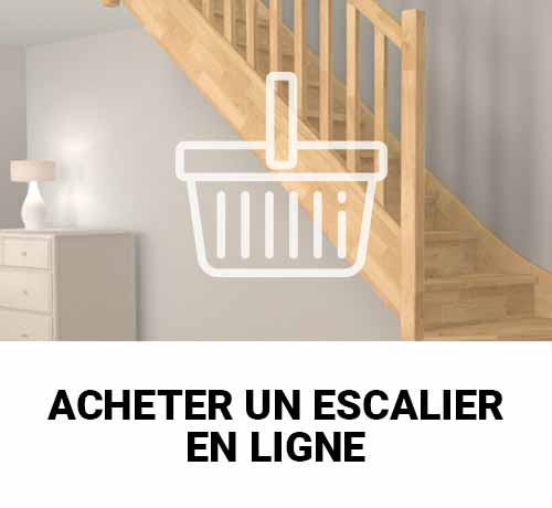 Acheter un escalier sur mesure en ligne à installer soi même