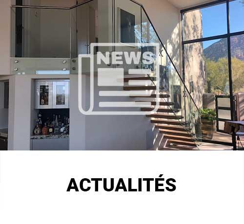retrouvez l'actualité des escaliers Oéba