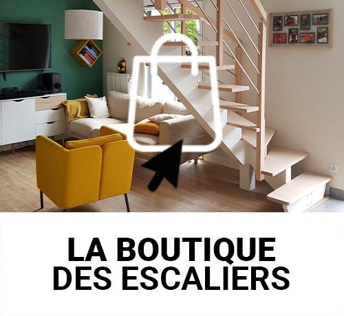 Les escaliers sur mesure à installer soi même, escaliers sur mesure en bois à commander en ligne
