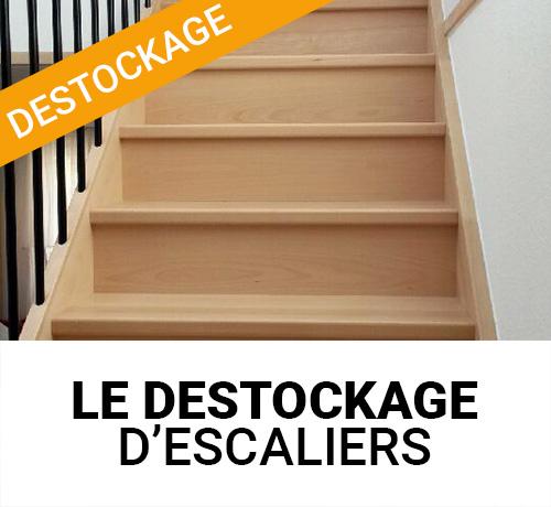 Escaliers de qualité à prix destockage Oéba