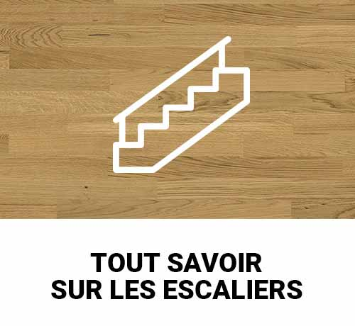 Escaliers sur mesure, tout connaitre sur les options et les formes d'escaliers