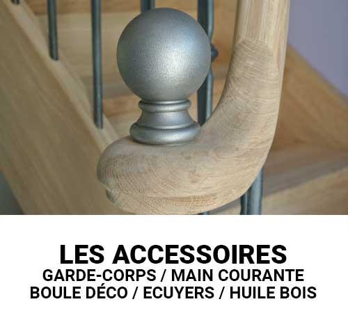 Acheter un garde-corps d'escalier, une huile pour le bois, en ligne sur oeba.fr