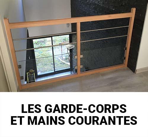 Acheter un garde-corps ou une main courante sur mesure d'escalier en ligne sur oeba.fr