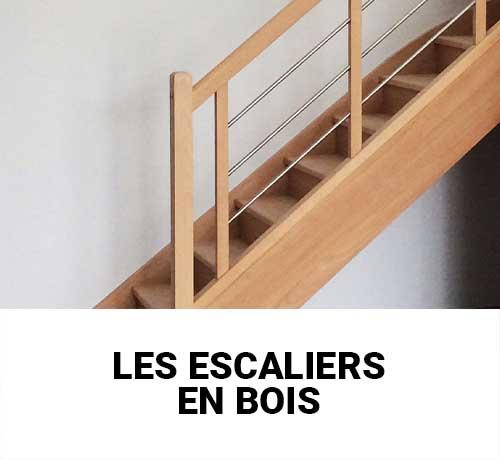 Acheter un escalier sur mesure en bois Oéba